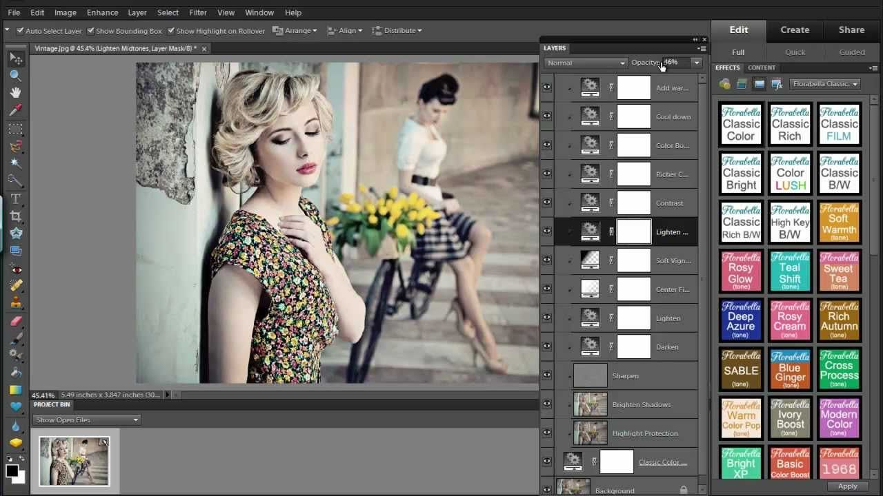 How to install actions in photoshop elements photography updated video tutorial on how to install actions in pse photoshop elements 9 and and a brief into into florabella classic workflow actions cle baditri Gallery