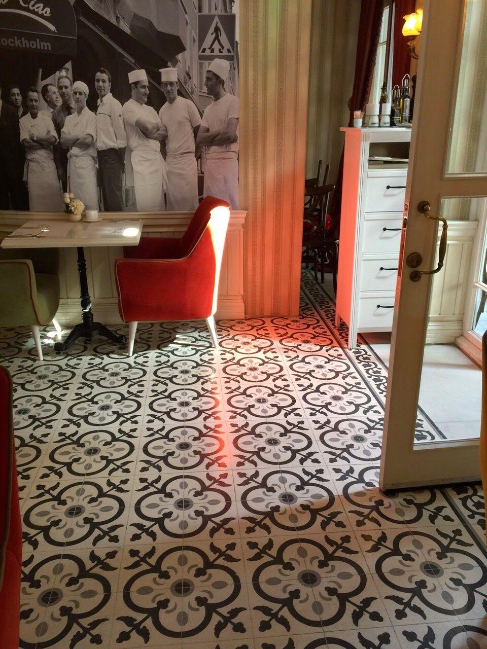 Handmade Cement Ottoman Tile Zement Fliesen Platten Boden