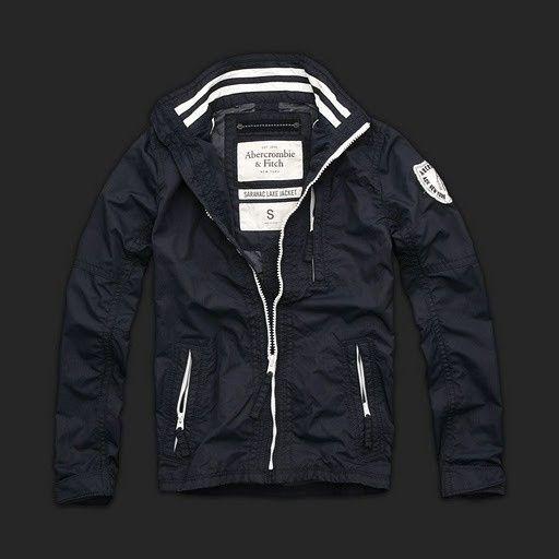 $154.34 Abercrombie Fitch Mens Saranac Lake Jacket