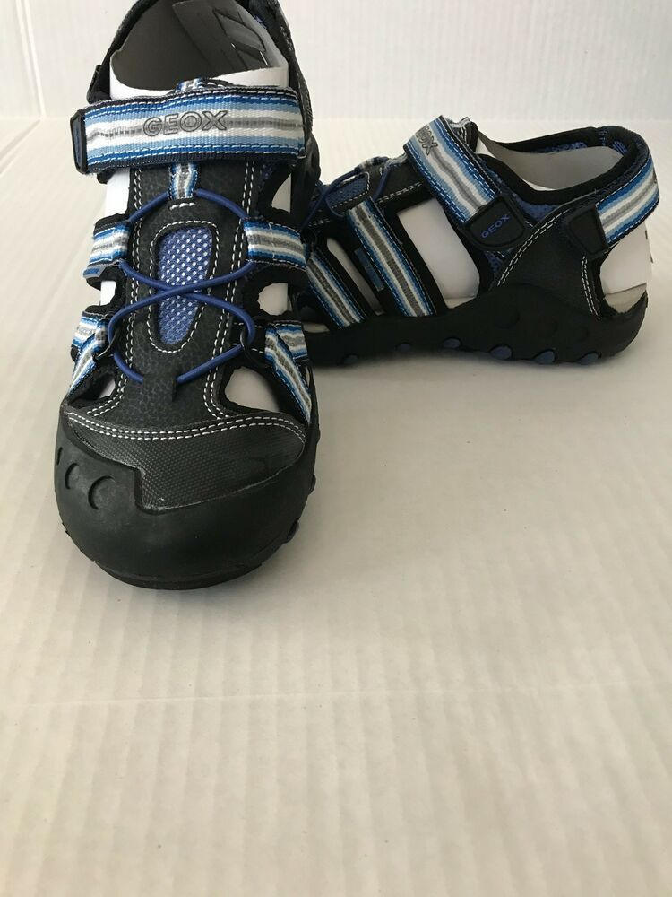 Details about GEOX Kyle Sandal (New with box, size youth 6)