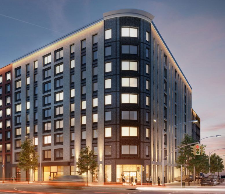 Affordable Housing Lottery Launches For Fountain Seaview B3 Apartments In East New York Brooklyn N Affordable Housing The Bronx New York New York Apartments