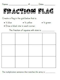 Teaching In High Heels Free Printables Create A Fraction