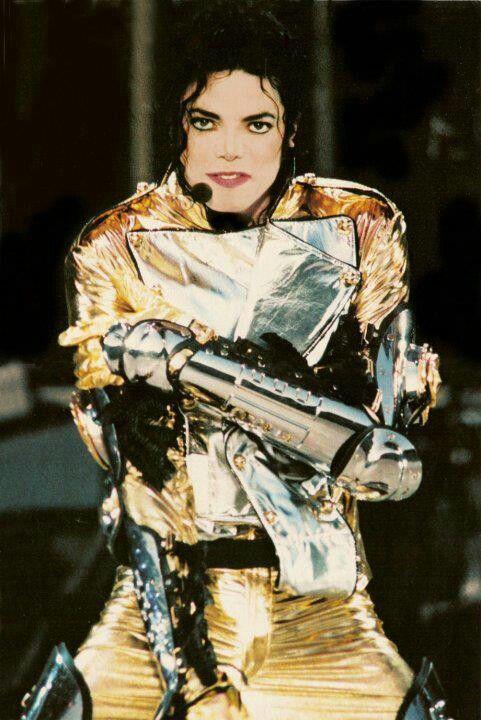 Michael Jackson Golden