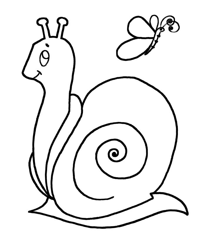 45 Awesome Easy Coloring Pages   Easy coloring pages ...