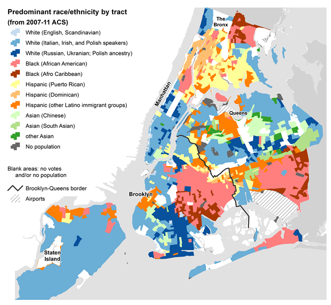 the history of the conflicts between tow boroughs of manhattan and brooklyn Unique airbnb listings in new york city by borough (2015)  airbnb occupancy  based on listings and historical airbnb occupancy data  within manhattan and  brooklyn, airbnb listings are clustered in several neighborhoods  the  residential rental vacancy rate in new york city is between 34 and 36.