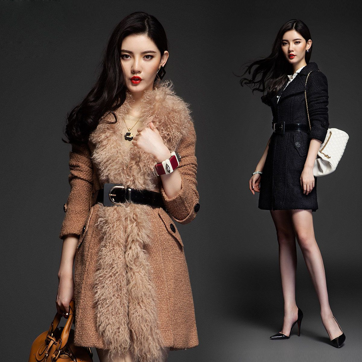 Slim Overcoat