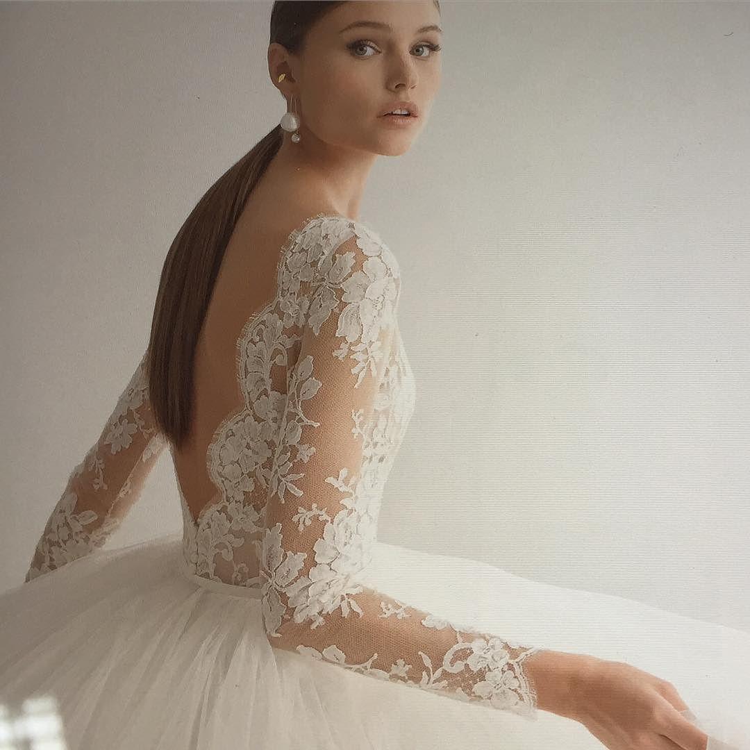 Rosa Clara 2017#new bridal dresses   Brautmode   Pinterest   Rosa ...