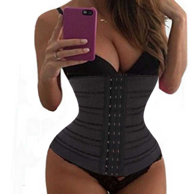 aca68d05c3865  5.56 - Body Shaper Tummy Trimmer Waist Cincher Shapewear Girdle Corset  Slimming Belt  ebay  Fashion