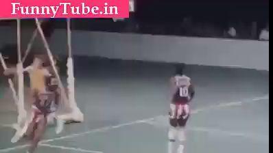 Funny Basketball Player - https://funnytube.in/funny-basketball-player/