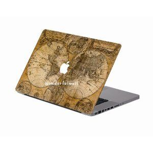 The world map full sticker for macbook pro 13 mac book mac book air the world map full sticker for macbook pro 13 mac book mac book air mac gumiabroncs Images