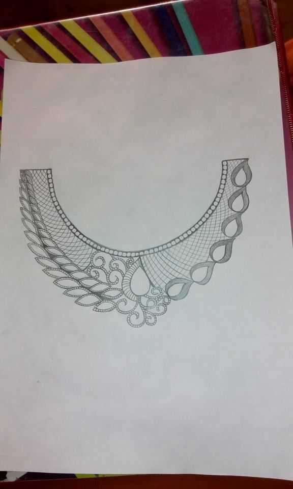 Pin By Naseer Ul Islam On Elegant Necklaces Jewelry Design Drawing Jewellery Design Sketches Art Jewelry Design