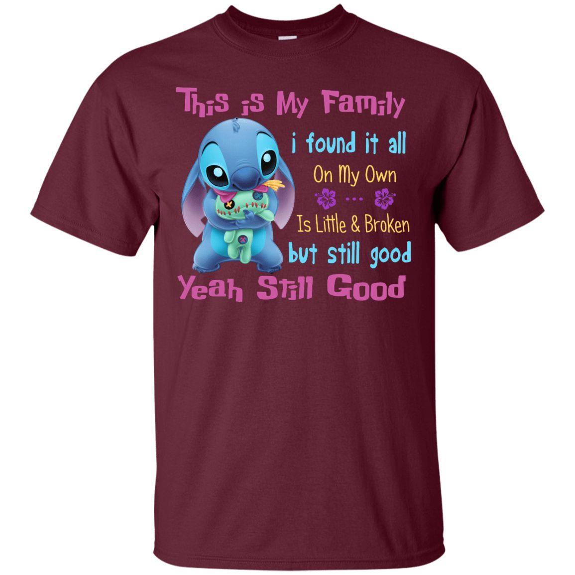 Stitch Family