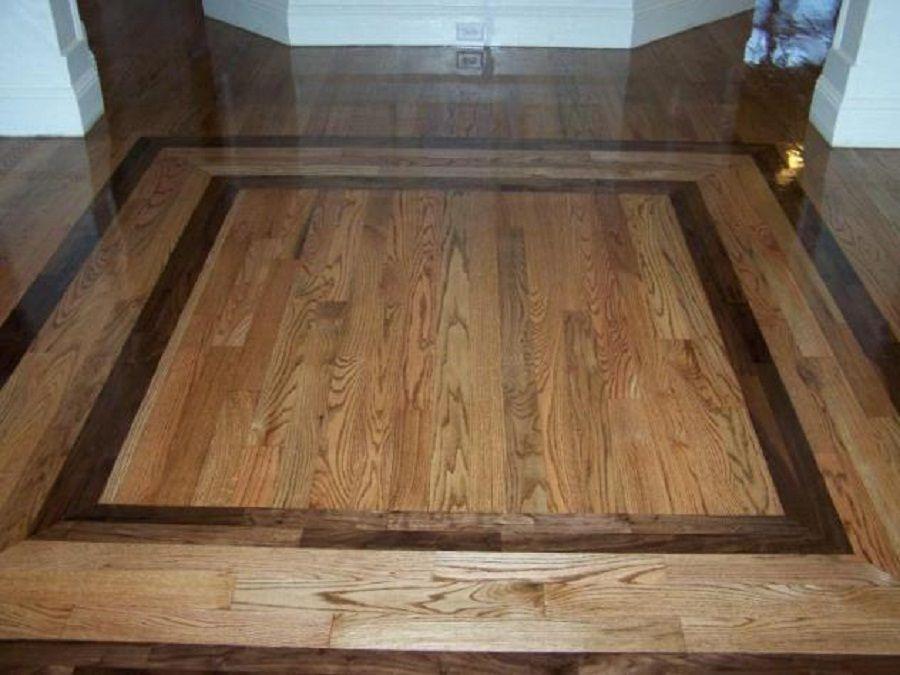 Hardwood Floor Designs With Specialty Design Element ...