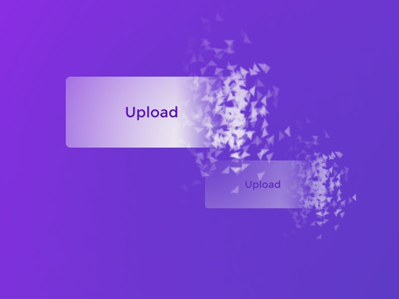 Particle Effects For Buttons Codrops Web Design Tools Web Design Css Tutorial