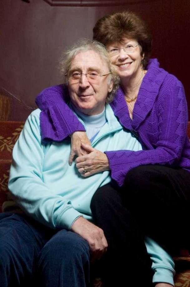 Legendary Actor Gene Wilder And His Wife Karen Boyer At