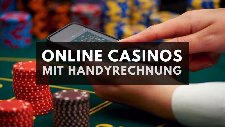Online Casino Handyrechnung