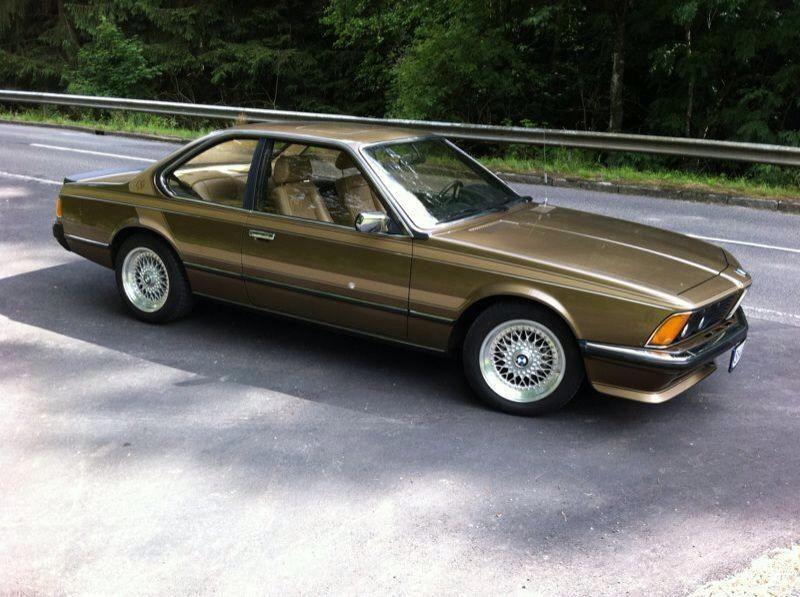 Bmw 635i Bmwclassiccars Bmw E24 Bmw Classic Bmw Classic Cars