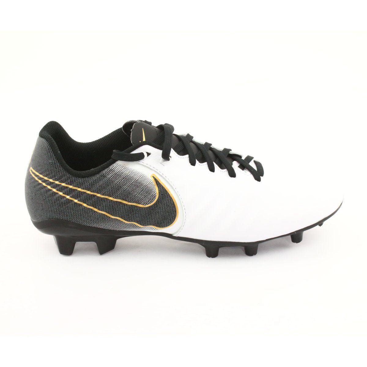 Buty Pilkarskie Nike Tiempo Legend 7 Academy Fg M Ao2596 100 Biale Football Shoes Nike Shoes Nike Football