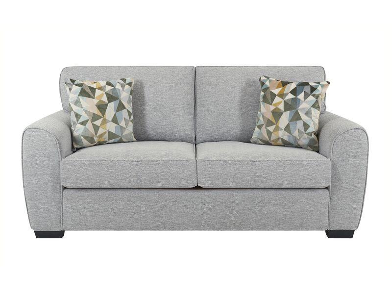 Inspire Ezra 3 Seater Sofa Standard Back In 2020 3 Seater Sofa Fabric Sofa