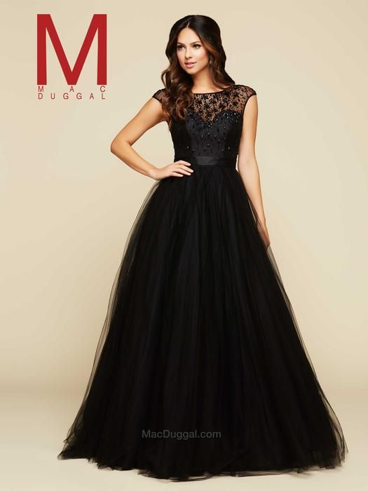 e08f64e5bbd Ball Gowns by Mac Duggal 76956H Mac Duggal Ball Gowns Renaissance Bridals  York PA - Prom