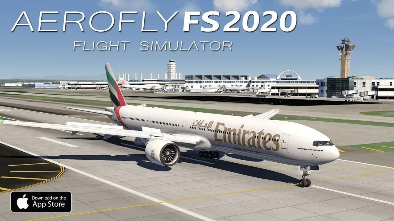 Aerofly Fs 2020 Apk Obb Download For Android Flight Simulator Boeing 777 Pilot Training