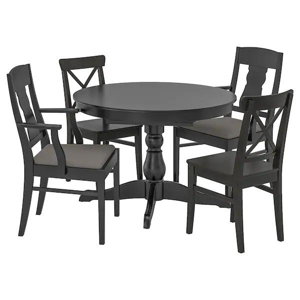 ingatorp ingolf table et 4 chaises