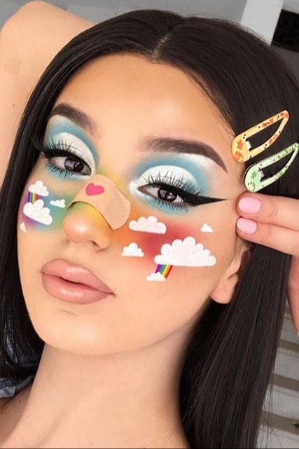 17 Cloud Makeup Photos That Prove It's the Most Magical Beauty Trend to Sweep the Internet