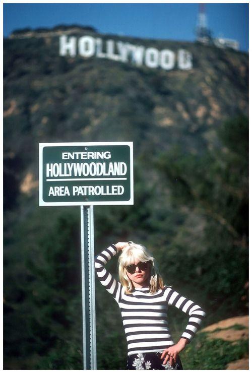 Debbie Harry, Hollywood, 1977
