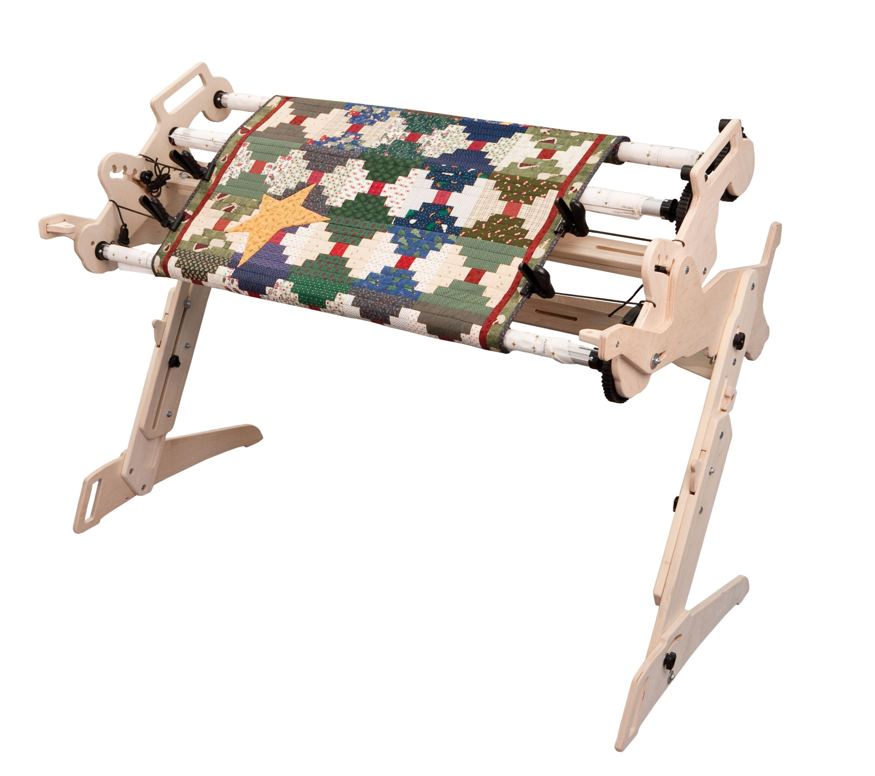 Grace Z44 Fabri-Fast Hand Quilting Frame - adjustable to 4 sizes ...