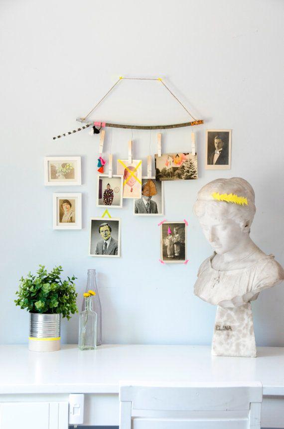 Accrocher photos, cadres, posters ou de l\u0027art à vos murs Diy