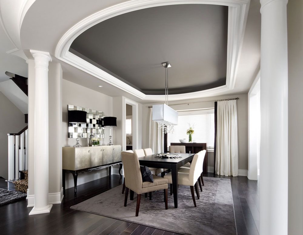Ceilings Are An Important Part Of A Rooms Design If You Have Low See How To Create The Illusion High With These Interior Tips