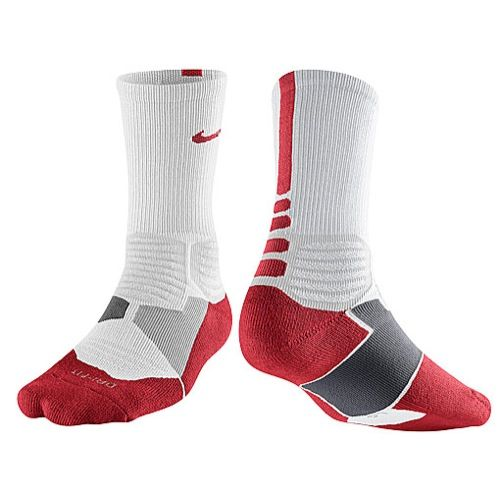 d6f39d8ef Nike Hyper Elite Basketball Crew Socks - Men s - Basketball ...