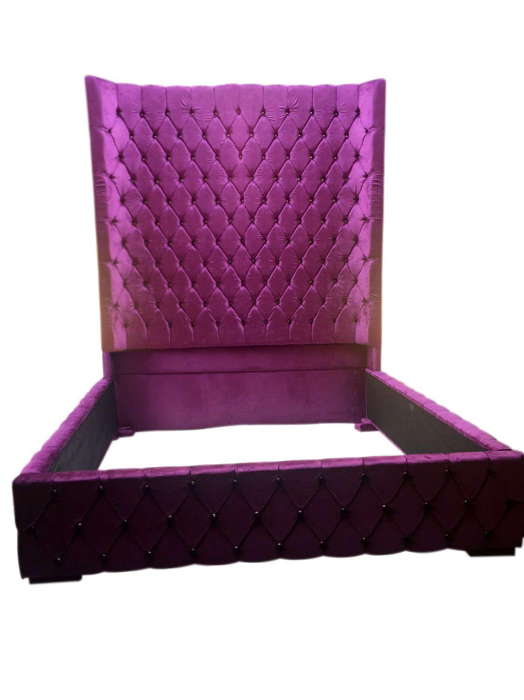 Listado es para una cama tapizado personalizado. * * Detalles de la ...