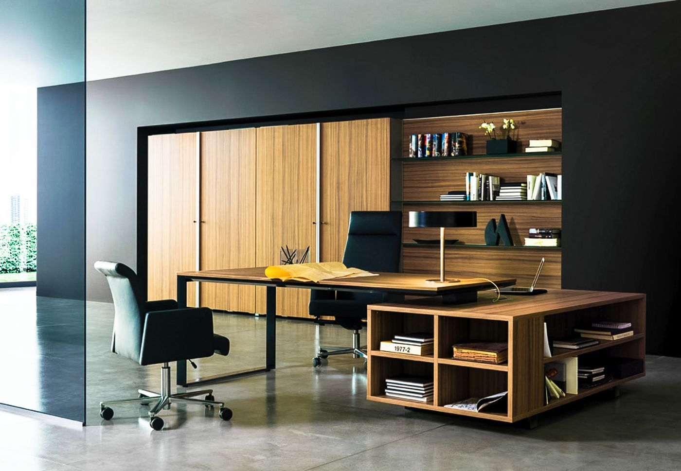 50 Amazingly Cool Office Designs!  Modern office interiors, Office