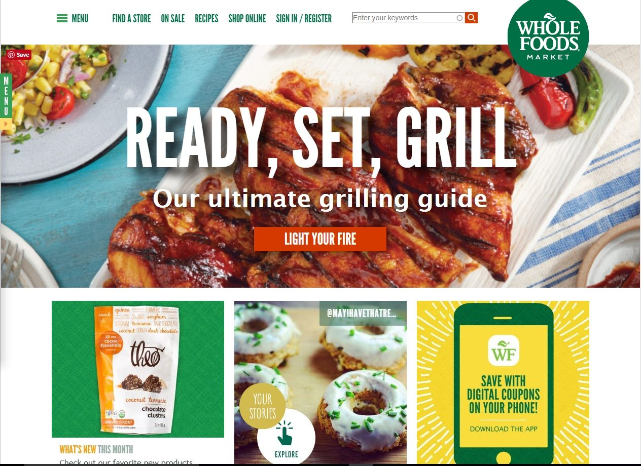 Whole Foods Content Whole Food Recipes Whole Foods Market Food
