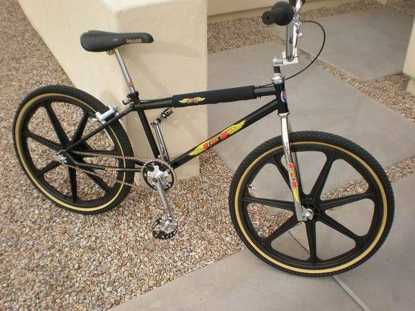 1994 Gt Pro Series 24 Bmxmuseum Com Vintage Bmx Bikes Bmx Bikes Bmx Bikes For Sale