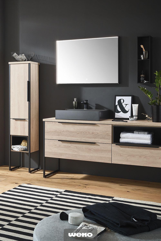Cooles Design Badezimmermobel Fur Jeden Geschmack Badezimmer Wohnung Wohnen
