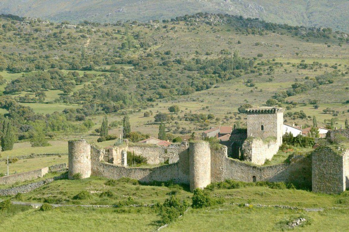 Castillo En Bonilla De La Sierra Avila Bonilla De La Sierra