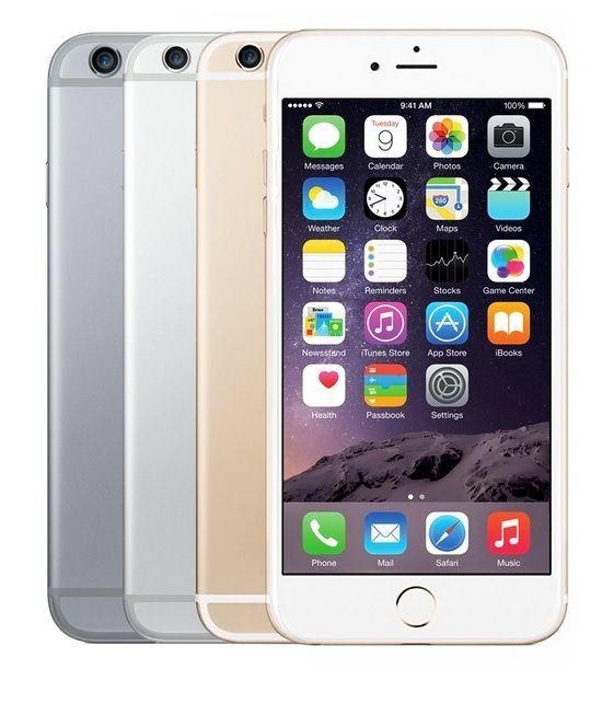 Apple Iphone 6 16gb 64gb Verizon Unlocked Smartphone Cell Phone