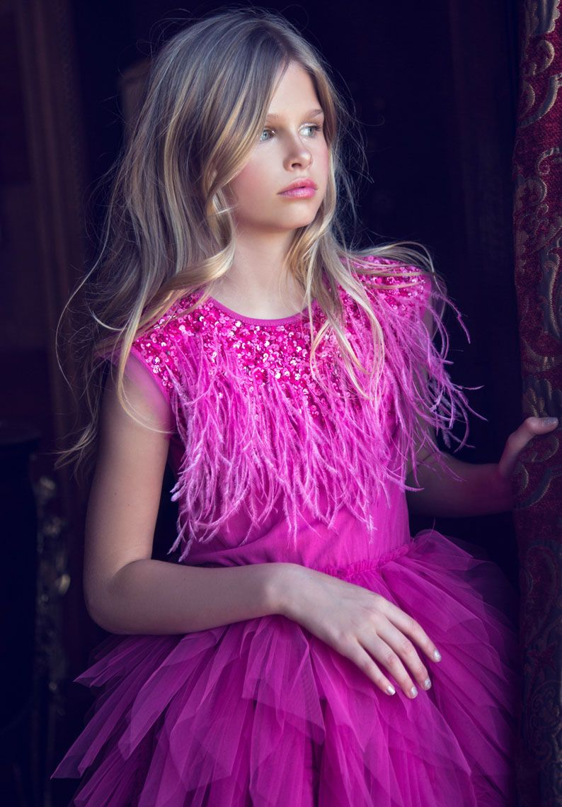 ALALOSHA: VOGUE ENFANTS: Must Have of the Day: Magical Tutu Dresses ...