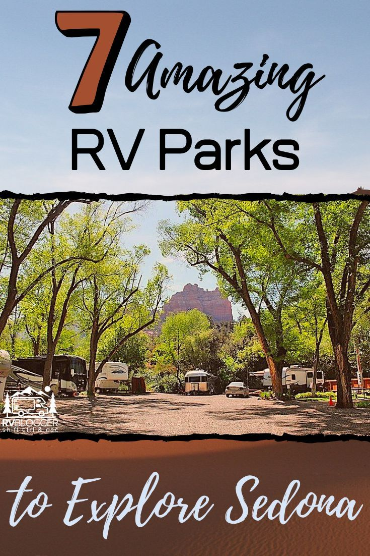 Photo of 7 Amazing RV Parks In and Near Sedona – RVBlogger