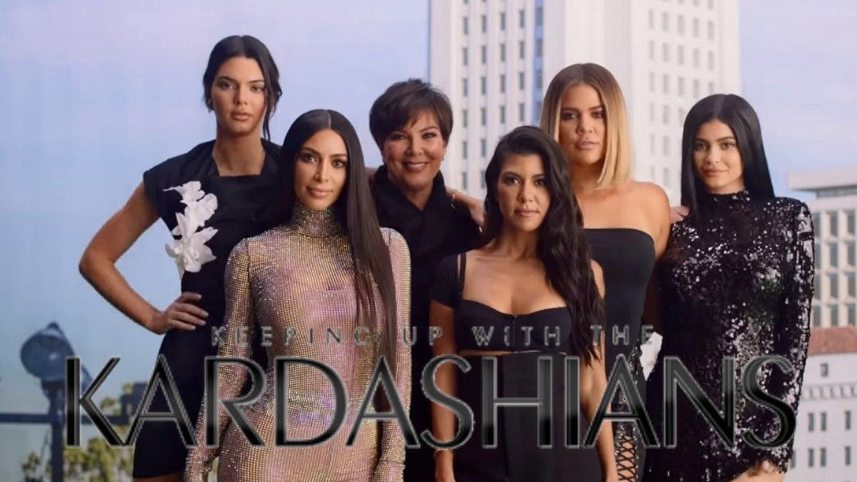 Keeping Up with the Kardashians 15x01 Stagione 15 Episodio
