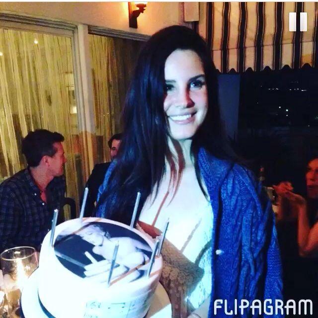 Lana Del Rey On Her Birthday Lana Del Rey 3 Pinterest Lana