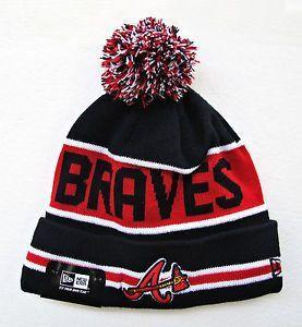 Atlanta Braves Knit Beanie  1cc65bab4b8