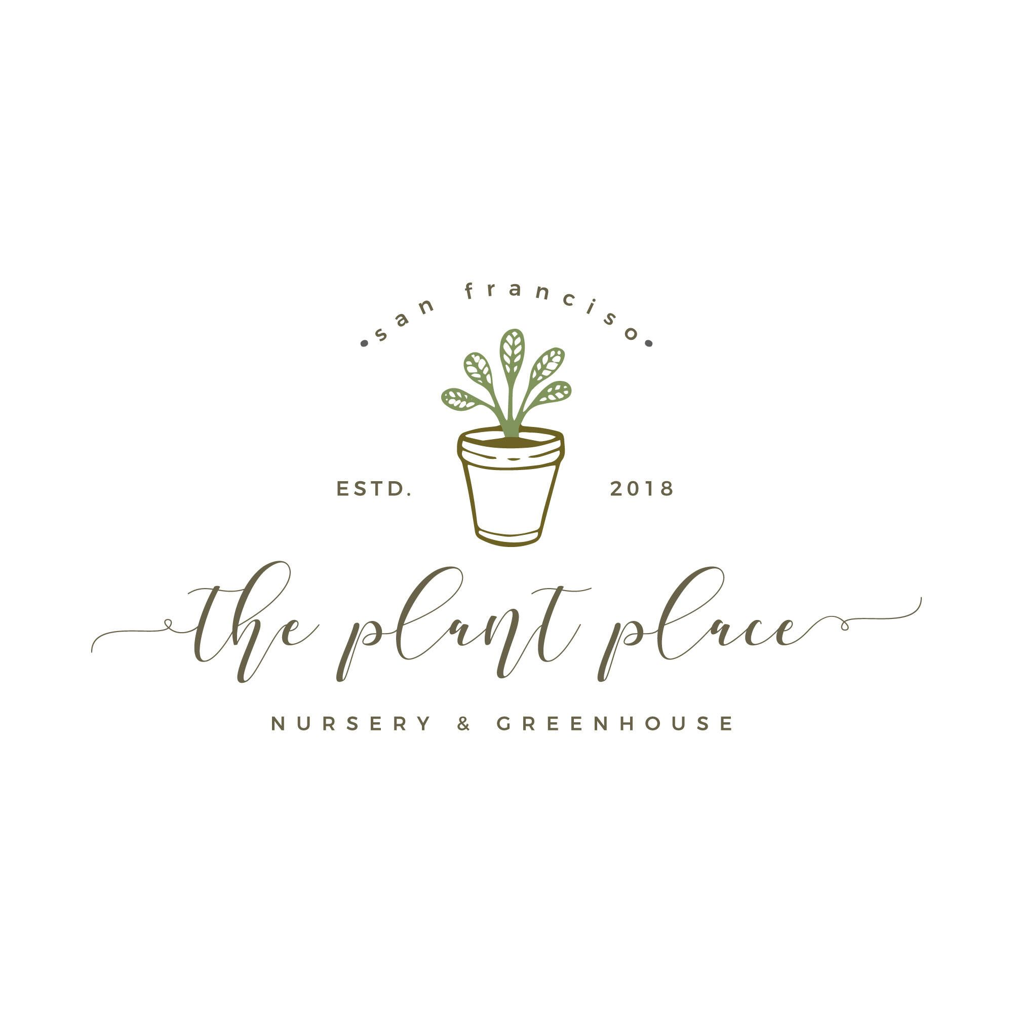 Plant Logo, Succulent Logo, Farmhouse Logo, Greenhouse Logo, Home Decor Brand, Florist Brand, Hand Drawn Premade Logo, Garden Brand is part of Home garden Logo - or color adjustments can be made after receiving initial proof  Final files will be emailed upon your approval  ~~ i m p o r t a n t i n f o r m a t i o n ~~  font changes not included in listing  font files are not included  this is a digital item  no physical item will be shipped to you  design copyright remains with Blushing Magpie Designs  logo design is not a custom creation and can be resold ©Blushing Magpie Design Feel free to contact me with any questions!