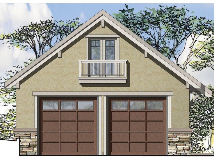 051g 0074 2 Car Garage Plan With Storage And Greenhouse Garage