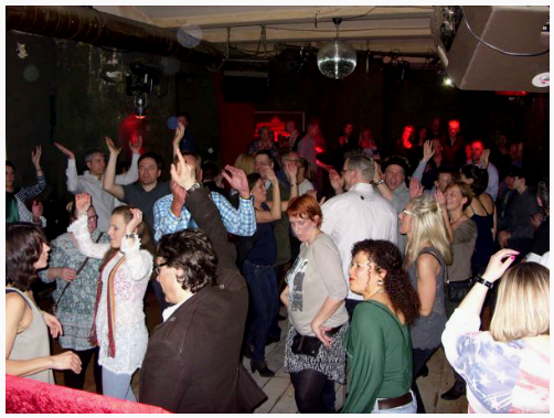 AFN Disco Party 07.03.2015