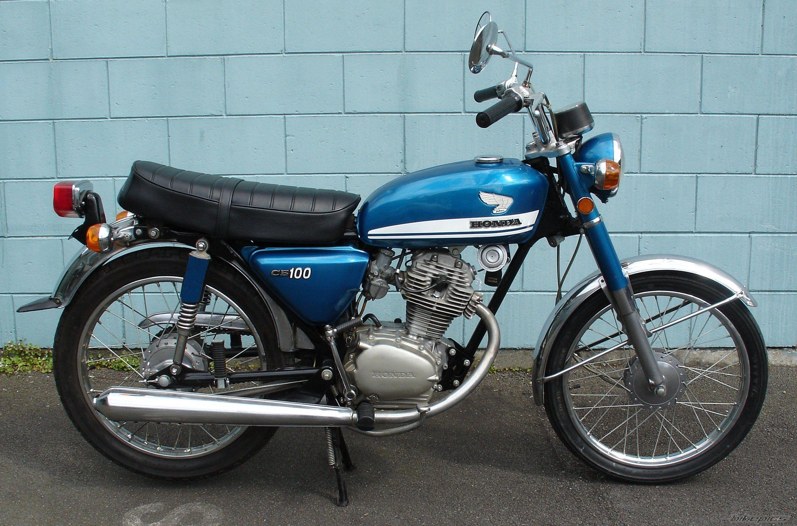 Honda CB 100 Modif Restorasi 2544x1680