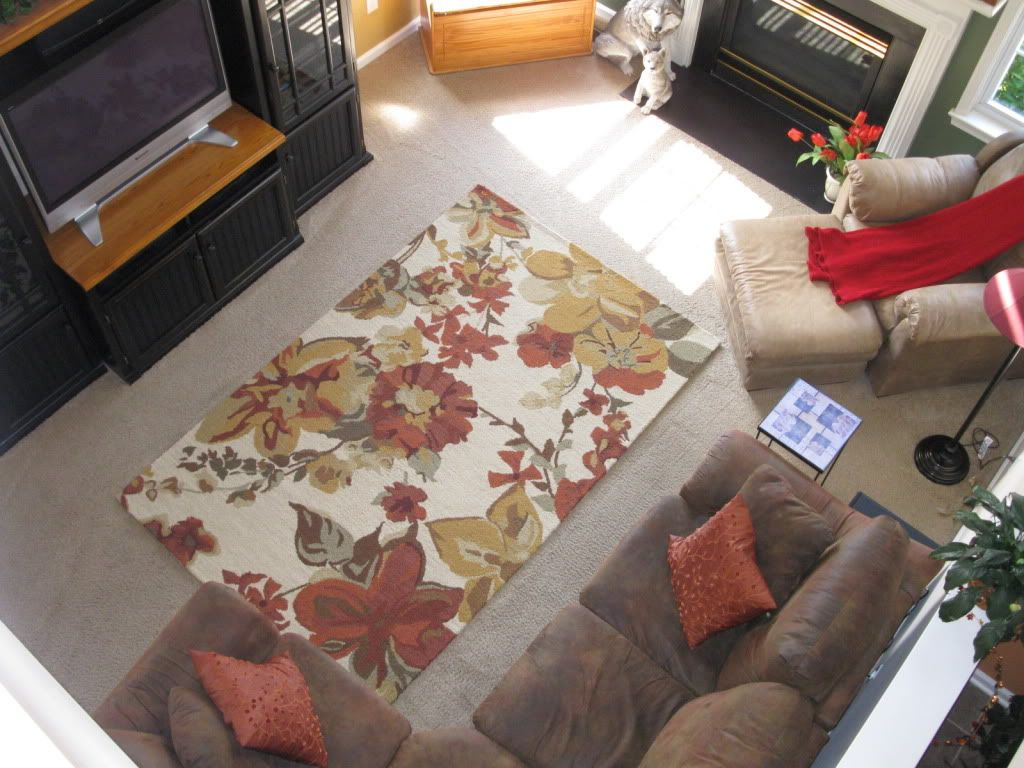 Rug On Top Of Carpet Wrinkles Carpet Style