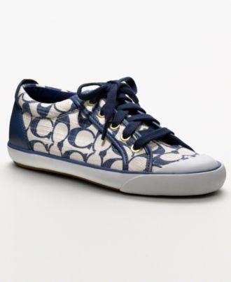 COACH BARRETT SNEAKER - Sneakers - Shoes - Macy's  82eec1a0879a